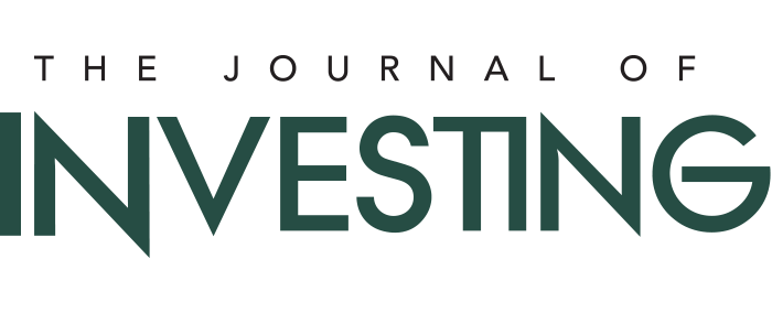 The Journal of Investing